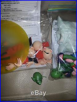 Dragonball Z SH Figuarts SDCC Piccolo Krillin figures loose
