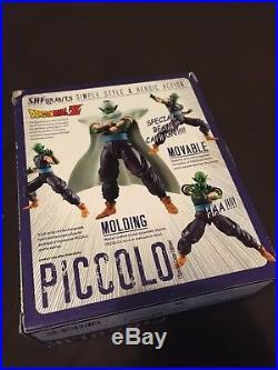 Dragonball shf figuarts bandai SDCC edition piccolo