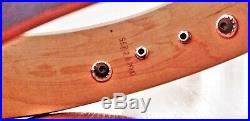 Dw Drum Workshop 8 Piccolo Tom & Mount -made In Usa- 6 Ply Maple Very Rare