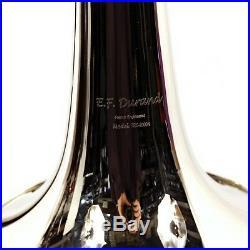E. F. Durand Slide Trumpet / Piccolo Trombone Model TRS-200N, Bb