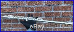 Excellent Gemeinhardt 4W Professional Grenadilla Wood Piccolo & 3 SB Flute Case