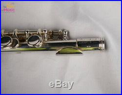Excellent Gemeinhardt 4sp Silver Piccolo Ready To Play