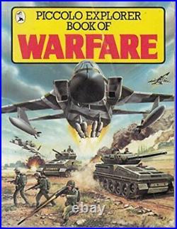 Explorer Book of Warfare (Piccolo Books) by Dugdale, Jim Paperback Book The