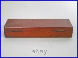 FINE QUALITY ANTIQUE 6 KEY PICCOLO A440 1800s flute fife vintage