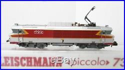 FLEISCHMANN PICCOLO réseau N MOTRICE SNCF BB 15006 TBE en boite