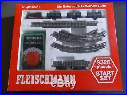 FLEISCHMANN piccolo Starter Set 9326