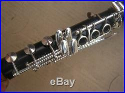 F. Arthur Uebel Piccolo Eb Clarinet