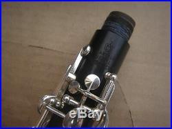 F Arthur Uebel Piccolo clarinet (Eb) Worldwide Shipping