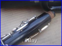 F Arthur Uebel Piccolo klarinette Eb clarinet