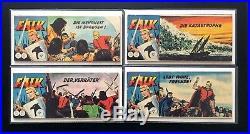 Falk Nr. 1-164 Piccolo Original Sammlung Komplett Sammelmarke Lehning 1960-63