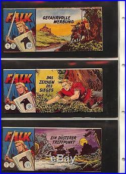 Falk Original Piccolo Lehning Vlg. 1 164 komplett in Piccolosammelbögen Top