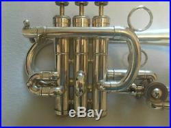 Fasch Bb/A piccolo trumpet