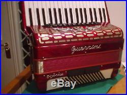 Fisarmonica Guerrini 96 Bassi 4/5 Con Piccolo