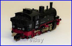 Fleischmann 7030 piccolo Dampflok BR 91 1001 DB Spur N guter Zustand