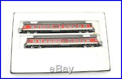 Fleischmann 7430 piccolo Dieseltriebzug BR 614 DB zweiteilig Spur N OVP TOP