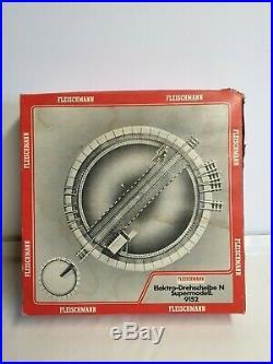Fleischmann 9152 Turntable Piccolo N Gauge