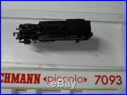 Fleischmann N piccolo 7093 Dampflok BR 94 956 der DR OVP, frisch gecheckt