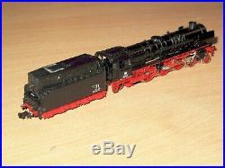 Fleischmann Piccolo 7171 N Steam Locomotive Br 012 Locomotive Top
