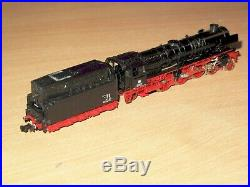 Fleischmann Piccolo 7171 Spur N Dampflok Br 012 Lokomotive Top Rar