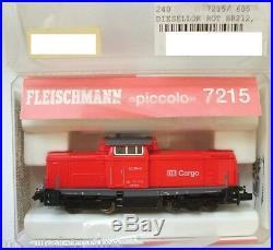 Fleischmann Piccolo 7215 Diesellok BR 212 DB Cargo 1160 Spur N