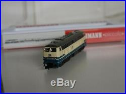 Fleischmann Piccolo 7238 Diesel-Lokomotive BR 218 452-1 DB Spur N (N5782)