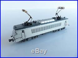Fleischmann Piccolo Locomotive Electrique 507204 Logo Carmillon Livree Fantome