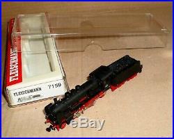 Fleischmann Piccolo N 7159 DRG Schlepptenderlok Baureihe 38 in OVP / toller Zu