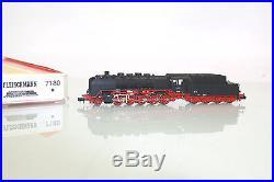 Fleischmann Piccolo N 7180 Dampflok BR 50 002 DRG Selectrix in OVP (LL8741)