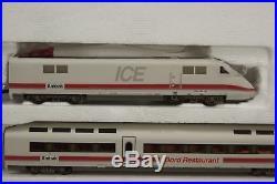 Fleischmann Piccolo N 93 7440 Us Triebwagen Zug Ice Amtrak