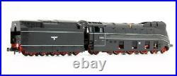 Fleischmann Piccolo'n' Gauge 7173 Wwii 4-6-2'01 1088' Steam Locomotive