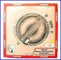 Fleischmann Piccolo'n' Gauge 9152c Electric Model Turntable