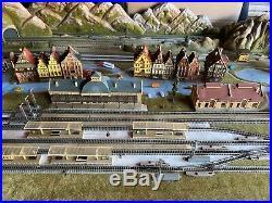 Fleischmann Piccolon Toporoma #9492 Train Layout Diorama Rare German Made