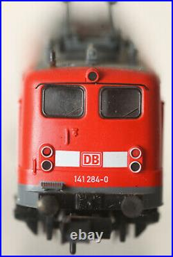 Fleischmann Spur N piccolo 7325 Digital E Lok BR 141 234-9 rot in OVP (173123)