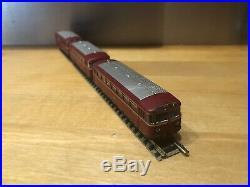Fleischmann n 7400 Et 7401 Vt95 DB Ep III Piccolo 1/160