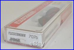 Fleischmann piccolo 7076 DRG Dampflok BR78 198 OVP Spur N