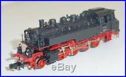 Fleischmann piccolo 7086 DB Dampflok BR 86 457 OVP Spur N