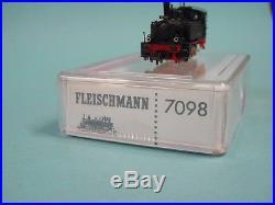 Fleischmann piccolo 7098 Tenderlok BR 98 811 der DRG Ep. II /TOP+OVP
