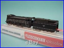 Fleischmann piccolo 7173 Stromlinienlok BR 01 1088 der DR Ep. II /TOP+OVP