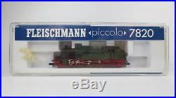 Fleischmann piccolo 7820 Tenderlok T 18 der P. St. E. V. Neuwertig & OVP CH14306