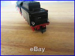 Fleischmann piccolo Spur N 7137 Dampflok BR 39 189 DR
