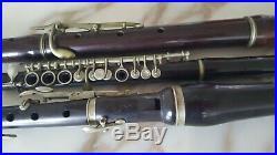 Flûte Flageolet Piccolo