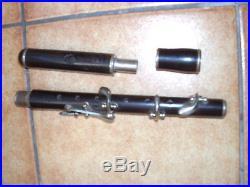 Flute PICCOLO ancien THIBOUVILLE FRERES Antique old Flute piccolo