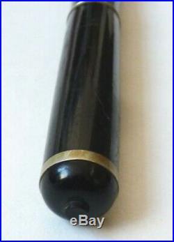 Flute Piccolo bois palissandre 19e siècle instrument fifre en 3 morceaux