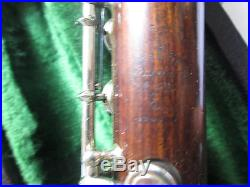 Flûte Traversiere Systeme Boehm Et Son Piccolo
