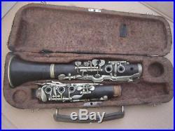 Fritz Schuller Eb Klarinette Piccolo Clarinet