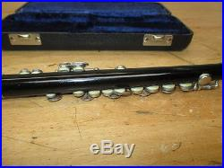 Gemeinhardt Model C Piccolo And Case Serial 2069 Ready To Play Very Nice Look