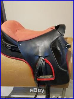 GHOST treeless saddle Firenze Piccolo Sales