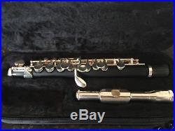 Gemeinhardt 1P Piccolo Flute Used for one college semester. EUC