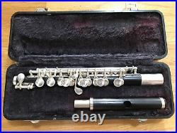 Gemeinhardt 4P Piccolo With Case In. Great Condition Instrument Send An Offer