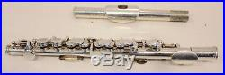 Gemeinhardt 4SP Piccolo Flute Good Condition With Hard Case